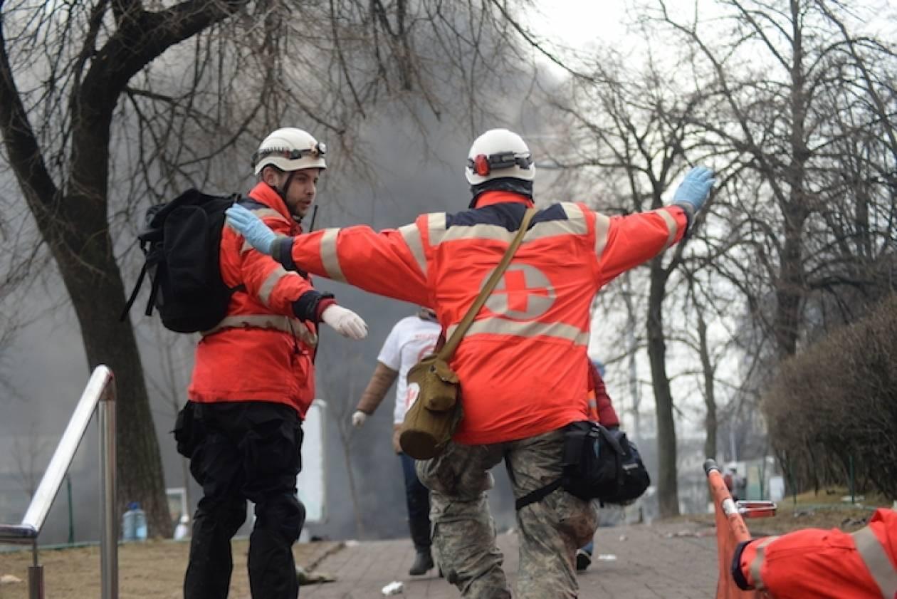 Ουκρανία: Να τηρείται το διεθνές δίκαιο πολέμου ζητά ο Ερυθρός Σταυρός