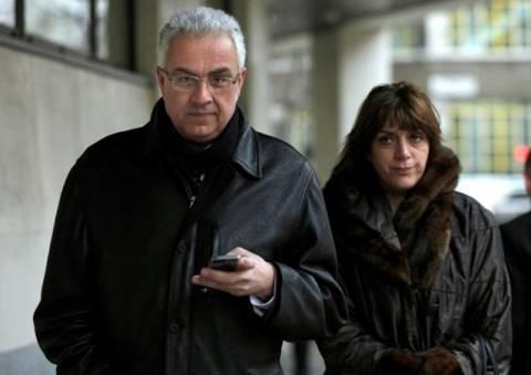 Συνεχίζεται στη Βρετανία η δίκη του ζεύγους Γριβέα