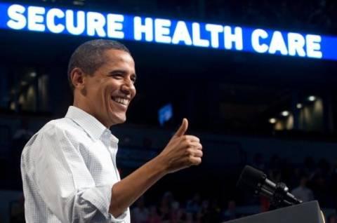 ΗΠΑ: Eκατομμύρια ανασφάλιστοι εντάχθηκαν στο σύστημα κοινωνικής ασφάλισης του Ομπάμα