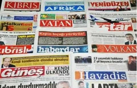 Επισκόπηση Τουρκοκυπριακού Τύπου (24/7)
