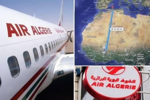 Air Algerie: Ναυλωμένο από την Swiftair το αεροπλάνο που αγνοείται