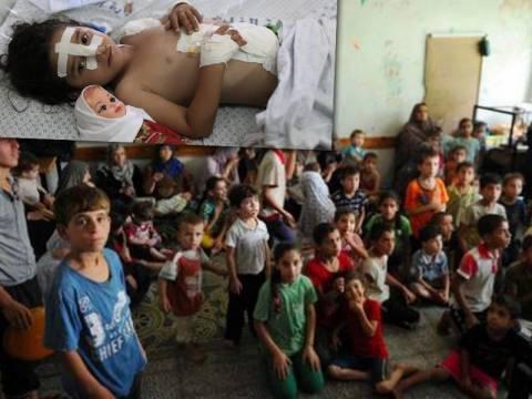 Λωρίδα της Γάζας: Οι Ισραηλινοί (ξανά)χτύπησαν σχολείο των Ηνωμένων Εθνών