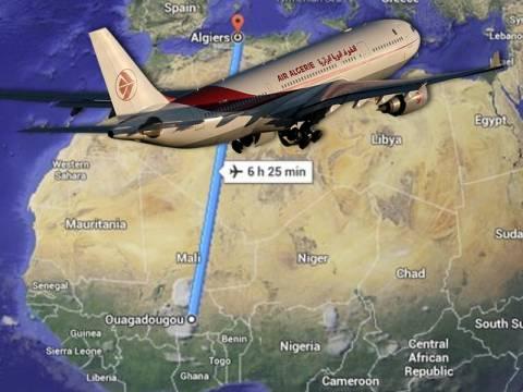 Air Algerie: Στο Νίγηρα έπεσε το εξαφανισμένο αεροπλάνο;
