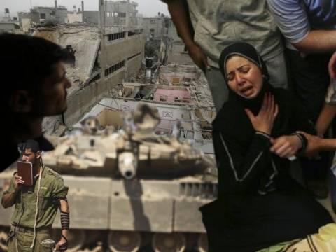 Βαρύς ο φόρος αίματος στη Γάζα- Πάνω από 700 οι νεκροί (pics+video)