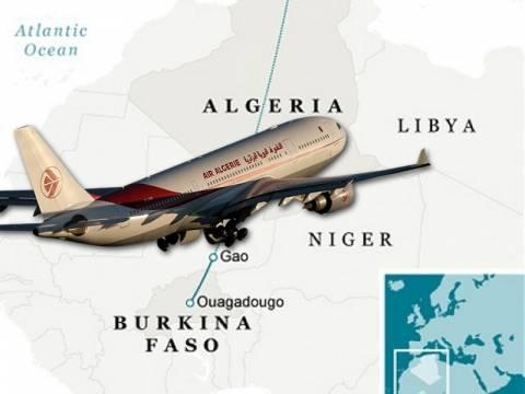 Ψάχνουν πάνω από το Μάλι τα συντρίμμια του αεροσκάφους (pics&vid)