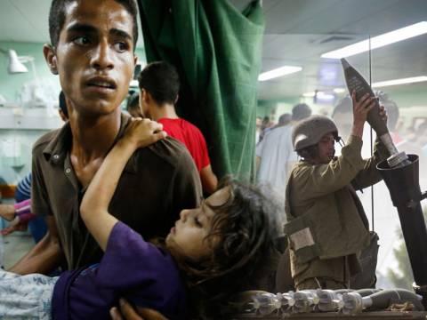 Λωρίδα της Γάζας: Περισσότεροι από 800 είναι πλέον οι νεκροί Παλαιστίνιοι