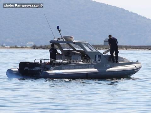 Αίσιο τέλος για αγνοούμενο ψαροντουφεκά στη Λευκάδα