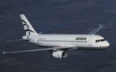 Aegean: Eπαναφέρει όλες τις πτήσεις προς Τελ Αβίβ