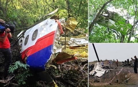 Ουκρανία: Δεν επηρεάστηκαν τα δεδομένα πτήσης στα «μαύρα κουτιά»
