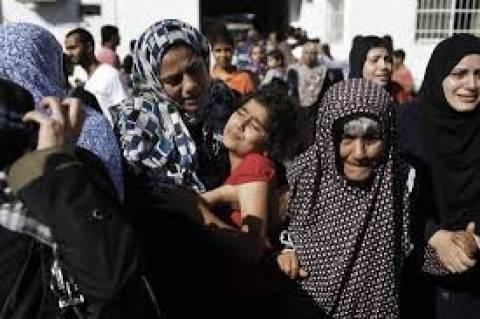 ΕΕ: Να διεξαχθεί έρευνα για την ισραηλινή οβίδα εναντίον σχολείου του ΟΗΕ