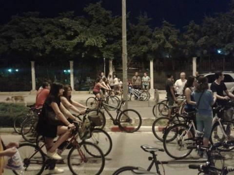 Ποδηλατοβόλτα από τους Ποδηλάτες του Εθνικού Αλεξανδρούπολης