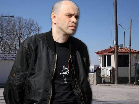 ΕΚΤΑΚΤΟ: Στις φυλακές Διαβατών μεταφέρθηκε ο Μαζιώτης