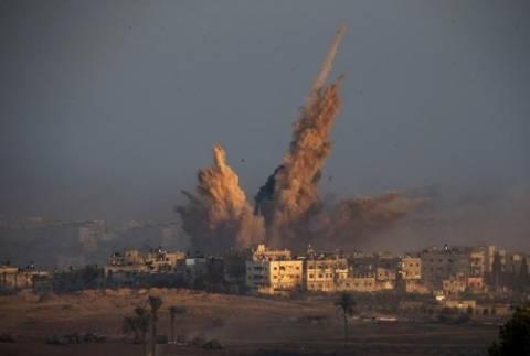 Τρεις όλμοι από τη Γάζα έπληξαν το νότιο τμήμα της χώρας σύμφωνα με Ισραηλινούς