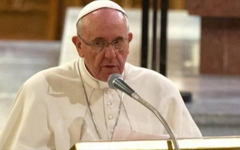 Πάπας Φραγκίσκος: «Παρακαλώ, σταματήστε. Όχι άλλο πόλεμο»