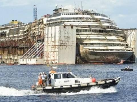 Ολοκληρώθηκε το τελευταίο ταξίδι του Costa Concordia