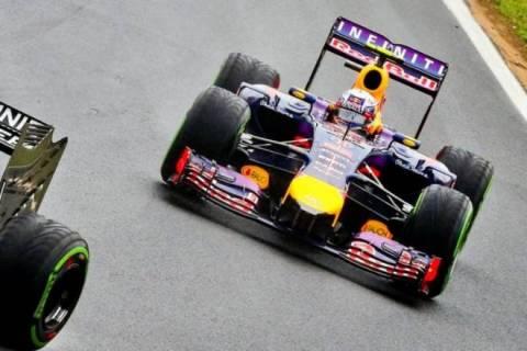 Formula 1: Επεισοδιακή… καρό σημαία για Ρικιάρντο!