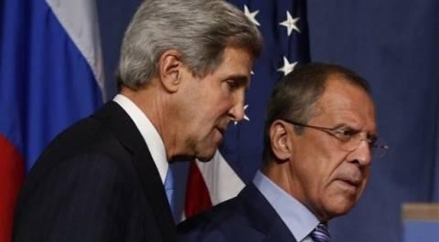 Λαβρόφ και Κέρι συμφωνούν για εκεχειρία στην Ανατολική Ουκρανία