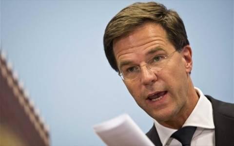Μαρκ Ρούτε: «Δεν είναι ρεαλιστικό να σταλεί ένοπλη αποστολή»