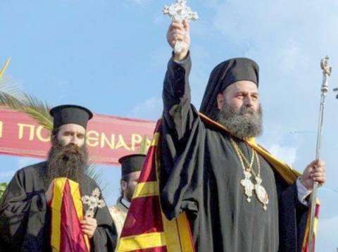 Μετά από χρόνια τελέσθηκε υπαίθρια Λειτουργία στο νησί των Ιωαννίνων