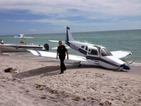 Τραγωδία: Μικρό αεροπλάνο προσγειώθηκε πάνω σε πατέρα και κόρη