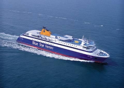 Τήνος: Πρόσκρουση επιβατικού πλοίου σε προβλήτα