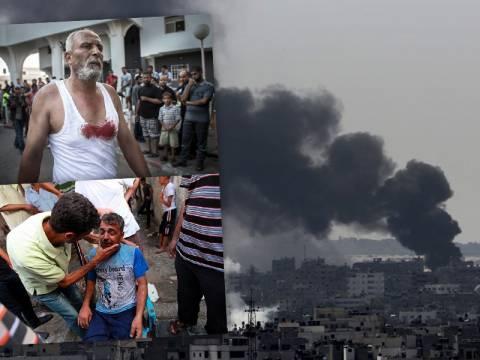 Λωρίδα της Γάζας: Επίθεση Ισραηλινών σε στρατόπεδο προσφύγων και νοσοκομείο