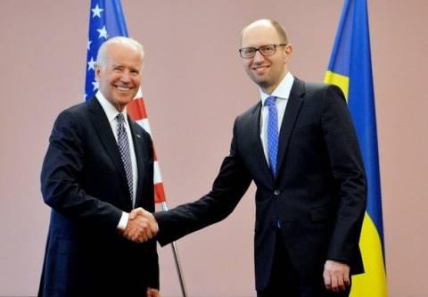 Οικονομική βοήθεια θα προσφέρουν οι ΗΠΑ για την ανοικοδόμηση της ανατολικής Ουκρανίας