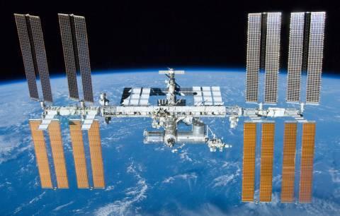 Μεταφορά προμηθειών και εξοπλισμού στον Διεθνή Διαστημικό Σταθμό