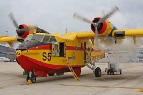 Λιβύη: Η Ιταλία στέλνει 7 πυροσβεστικά αεροσκάφη στην Τρίπολη