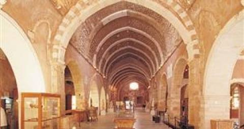 Στο υπό ανέγερση νέο αρχαιολογικό μουσείο Χανίων ο Γιάννης Ανδριανός