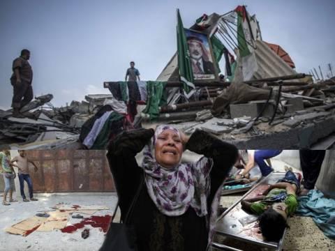 Ξεπέρασαν τους 1.200 οι νεκροί Παλαιστίνιοι