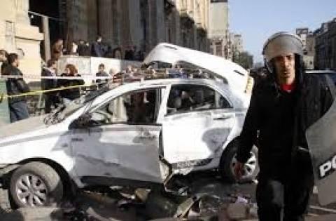 Έκρηξη παγιδευμένου αυτοκινήτου στο Κάιρο, τρεις νεκροί