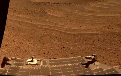 Ρεκόρ διαδρομών του Opportunity στον Αρη