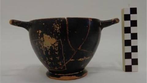 Αρχαιολόγοι βρήκαν το «κρασοπότηρο» του Περικλή;