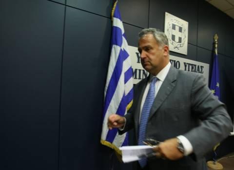 Στον πρόεδρο του ΣτΕ ο Μ. Βορίδης για το πλαφόν συνταγογράφησης