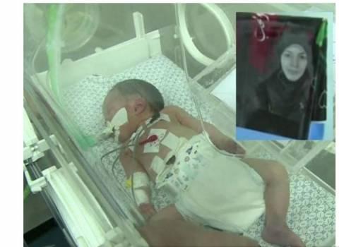 Λωρίδα της Γάζας: «Έσβησε» η Σαΐμα, το μωρό-θαύμα
