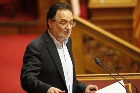 Λαφαζάνης: Σκάνδαλο η παραμονή Γεωργίου στην προεδρία της ΕΛΣΤΑΤ