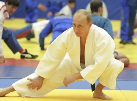 Θύμα των κυρώσεων ο τζουντόκα φίλος του Πούτιν!