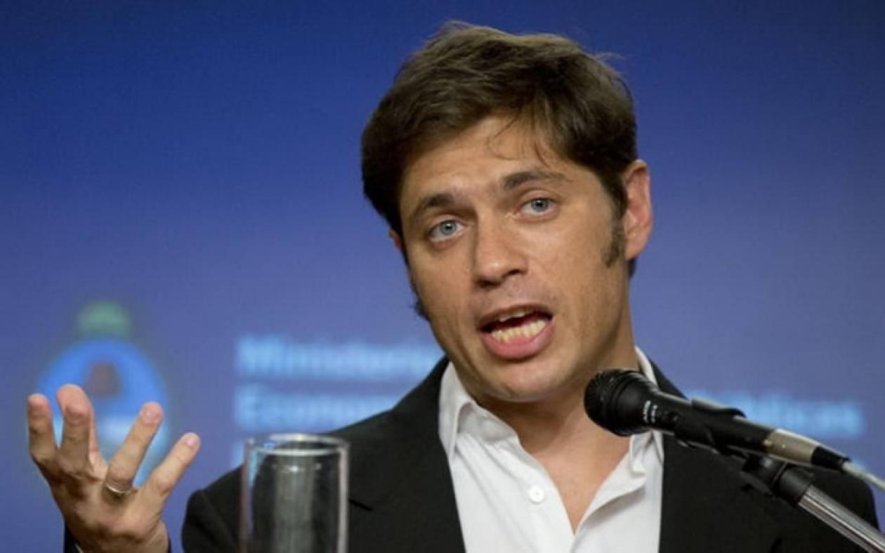 Άξελ Κισίλοφ: Η Αργεντινή δεν έχει αθετήσει τους όρους του χρέους της