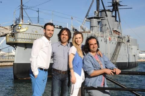 Το θωρηκτό Αβέρωφ υποδέχεται την Αυγουστιάτικη πανσέληνο με μια ανοικτή συναυλία