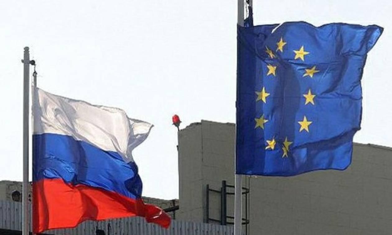 Η ΕΕ γνωστοποίησε τις νέες κυρώσεις κατά της Ρωσίας