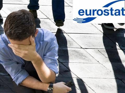 Eurostat: Διατηρεί τη θλιβερή πρωτιά στην ανεργία η Ελλάδα