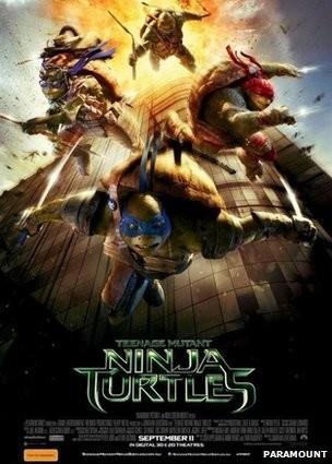 Αποσύρθηκε η αφίσα της ταινίας «Χελωνονιντζάκια» λόγω… 11ης Σεπτεμβρίου! (pic)