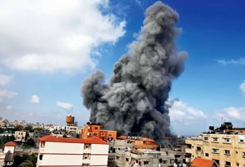 Το παιδί- σύμβολο της Παλαιστίνης (pic)