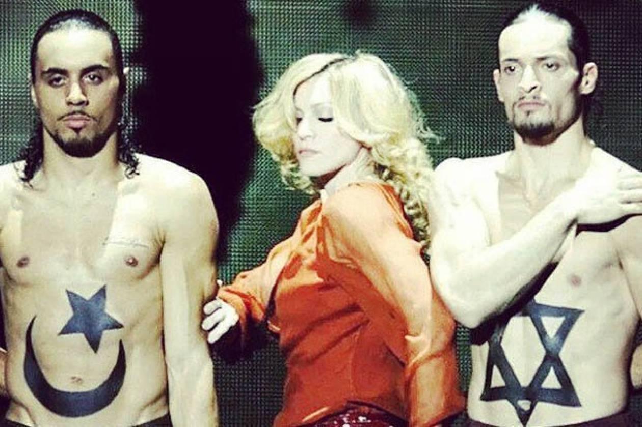 H Madonna και το αντιρατσιστικό μήνυμα της για τη Γάζα (pic)