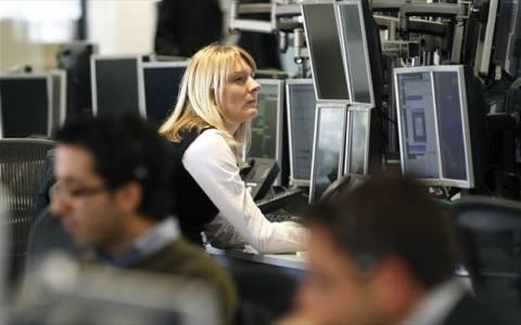 Συνεχίζουν την πτωτική πορεία οι ευρωαγορές