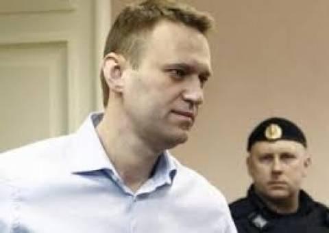 Ρωσία: Δεν θα συλληφθεί ο Ναβάλνι