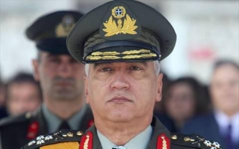 Α/ΓΕΕΘΑ: Συνάντηση με τον ακόλουθο Αμυνας της Κύπρου