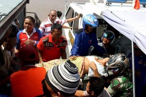 Ινδονησία: Τουλάχιστον 36 νεκροί σε δύο ναυάγια