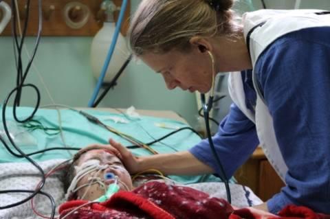 Δείτε το συγκλονιστικό σποτ των Γιατρών Χωρίς Σύνορα για τη Γάζα
